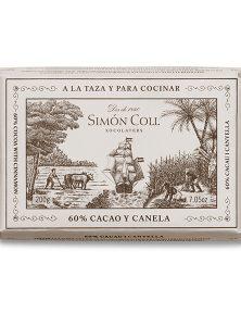 Simon Coll 60% Cacao y Canela 200