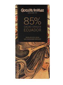 Amatller 85% Ecuador 70